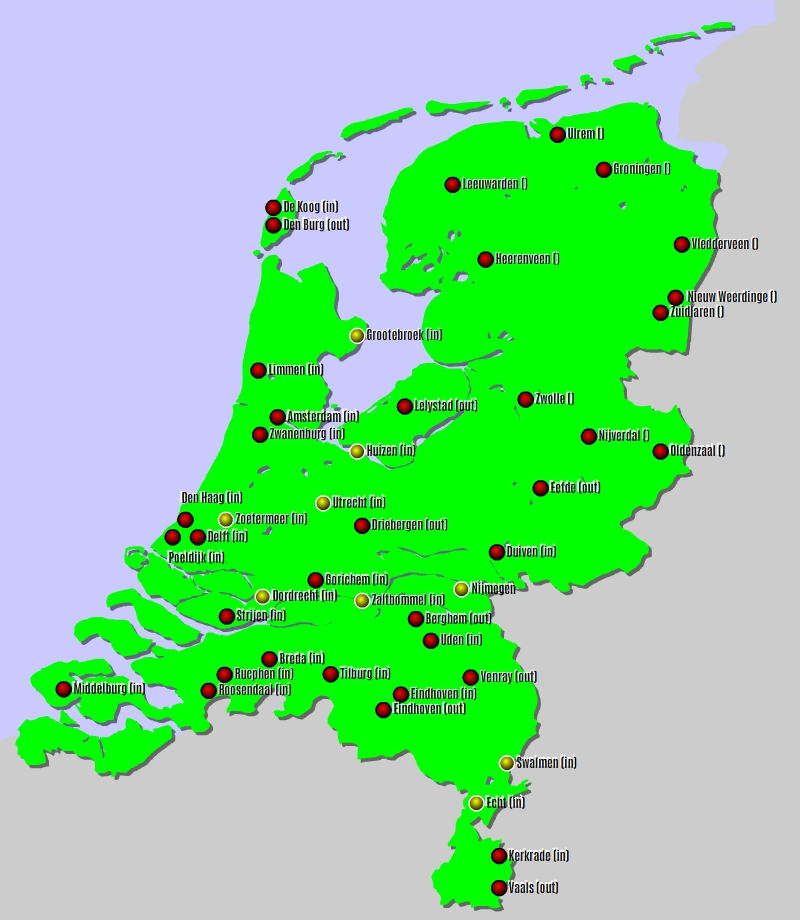 Kart In Nederland C Mp N Io